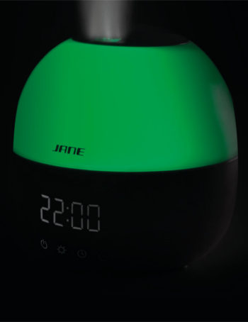 humidificador ion